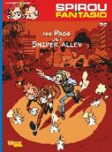 Vehlmann, Fabien Spirou & Fantasio 52: Der Page der Sniper Alley