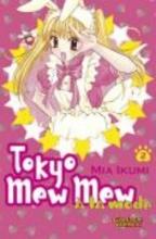 Ikumi, Mia Tokyo Mew Mew  - A la mode 02