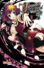 Suzumi, Atsushi Venus Versus Virus 02