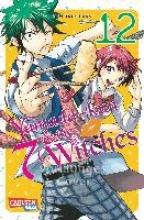 Yoshikawa, Miki Yamada-kun and the seven Witches 12