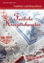 Brogyanyi, Josefine Festliche Kreuzstichmuster