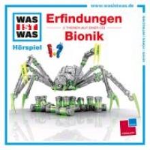 Baur, Manfred Was ist was Hörspiel-CD: ErfindungenBionik