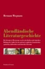 Wiegmann, Hermann Abendl?ndische Literaturgeschichte