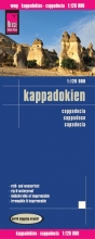 , Reise Know-How Landkarte Kappadokien 1 : 120 000