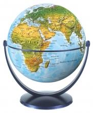 , Globe 15 cm fys. draai & kantel
