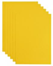 , Kopieerpapier Papicolor A4 200gr 6vel dottergeel