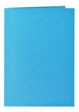 , Correspondentiekaart Papicolor dubbel 105x148mm Hemelsblauw