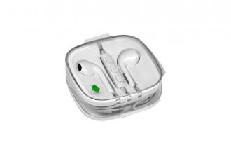 , Oortelefoon Green Mouse met 3.5mm jack aansluiting