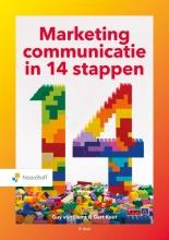Gert Koot Guy van Liemt, Marketingcommunicatie in 14 stappen