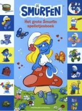 , Het grote Smurfin spelletjesboek
