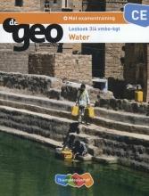 Wim ten Brinke, Chris de Jong, Theo  Peenstra Water 3/4 vmbo-kgt Water Lesboek 3/4 vmbo-kgt CE