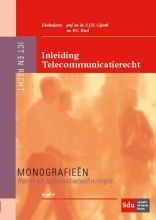 S.J.H.  Gijrath, P.C.  Knol, G.J.  Zwenne, J.A.  Tempelman Inleiding telecommunicatierecht