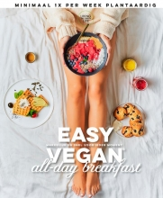 Sanne van Rooij Living the Green life, Easy Vegan All-day Breakfast