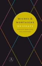 Montaigne, Michel de De essays