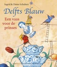 Ingrid  Schubert Delfts Blauw