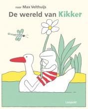 Max Velthuijs , De wereld van Kikker