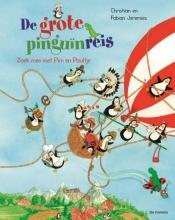 Christian  Jeremies, Fabian  Jeremies Pim en Paultje 2 - De grote pinguïnreis