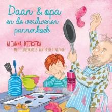 Alianna  Dijkstra Daan & opa en de verdwenen pannenkoek
