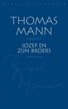 Thomas  Mann Jozef en zijn broers