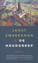 Joost  Zwagerman De houdgreep