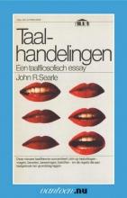 J.R.  Searle Vantoen.nu Taalhandelingen