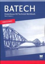 A.J.  Boer Batech deel 2 havo-vwo Werkboek katern 1