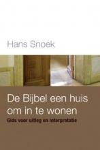 Hans Snoek , Een huis om in te wonen