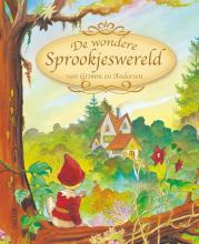 Hans Christian Andersen Grimm, De Wondere Sprookjeswereld van Grimm en Andersen