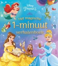 , Het magische 1-minuut verhalenboek Prinses