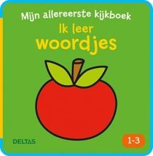ZNU Mijn allereerste kijkboek Ik leer woordjes 1-3