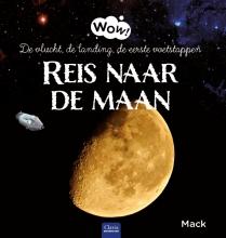 Mack van Gageldonk , Reis naar de maan