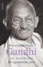 Ramachandra Guha , Gandhi