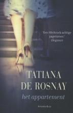 Rosnay, Tatiana de Het appartement