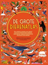 Rachel  Williams, Emily  Hawkins De Grote Dierenatlas, Rachel Williams en Emily Hawkins collectie verhalen over dieren, hun buitengewone gedrag, onmisbare gebeurtenissen en heldhaftige reizen.