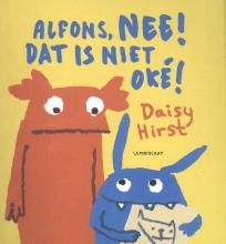 Daisy  Hirst Alfons, nee! Dat is niet oké!