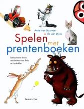 Anke van Boxmeer, Els van Dijck Spelen met prentenboeken