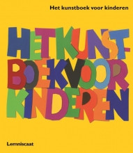 Amanda  Renshaw Het kunstboek voor kinderen Geel