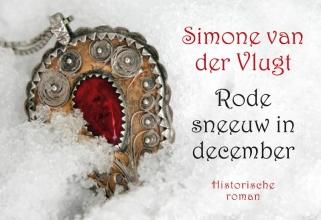 Simone van der Vlugt Rode sneeuw in december - DL