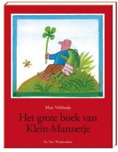Max  Velthuijs Het grote boek van Klein-Mannetje