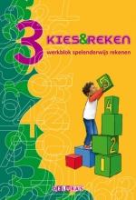 Marja Mulder , Kies & reken 3 Werkblok
