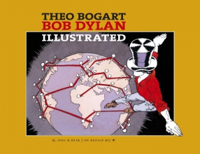 Bogart, Theo Bob Dylan illustrated