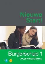 NCB , Nieuwe Start! Burgerschap deel 1 Docentenhandleiding