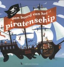 Jean-Michel  Billioud Aan boord van het piratenschip
