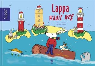 Mirjam  Visker LAPPA� Kinderboeken Lappa waait weg