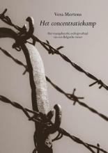 Vera Mertens , Het concentratiekamp