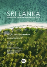 Godfried  Jacobs, Marlou van Loo Het Sri Lanka reismagazine 2019