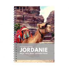 Anika Redhed , Reisdagboek Jordanië