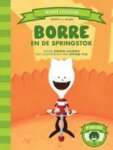 Jeroen  Aalbers Borre en de springstok