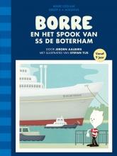 Jeroen Aalbers , Borre en het spook van ss De Boterham