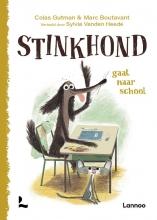 Colas Gutman , Stinkhond gaat naar school